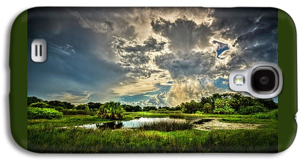 Between Storms Galaxy S4 Case by Marvin Spates