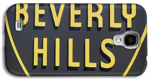 Beverly Hills Sign Galaxy S4 Case