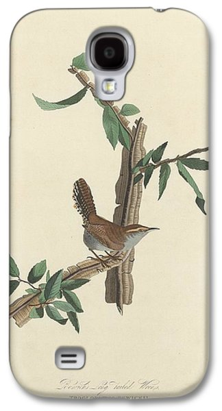 Bewick's Long-tailed Wren Galaxy S4 Case