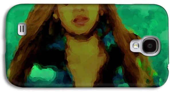 Beyonce 04a Galaxy S4 Case by Brian Reaves
