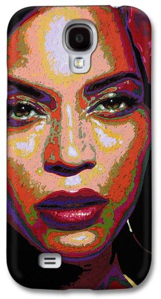 Beyonce Galaxy S4 Case by Maria Arango