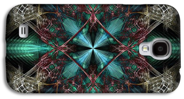 Beyond Four Doors Galaxy S4 Case by Elizabeth McTaggart