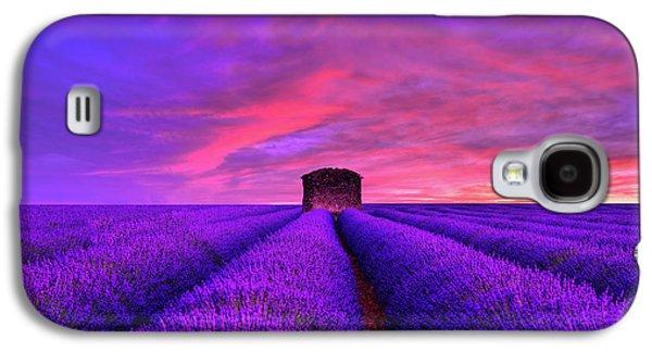 Beyond Sunset Galaxy S4 Case by Midori Chan