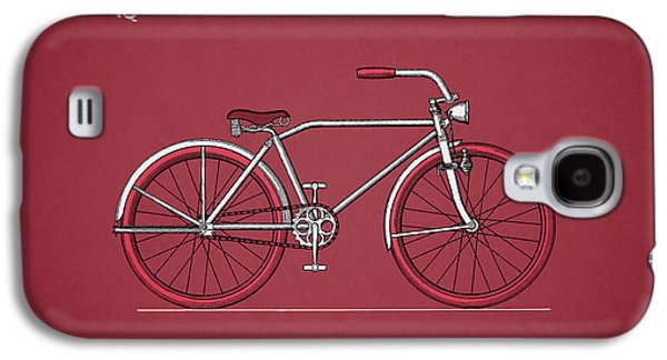 Bicycle 1935 Galaxy S4 Case by Mark Rogan