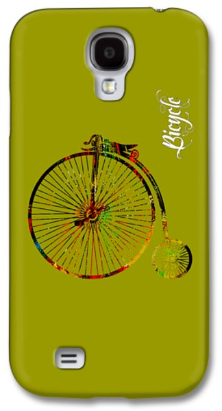 Bicycle Collection Galaxy S4 Case