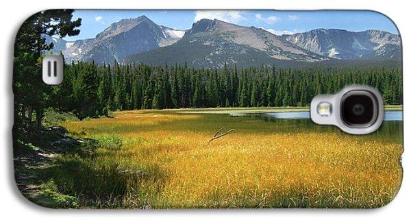Autumn At Bierstadt Lake Galaxy S4 Case by David Chandler