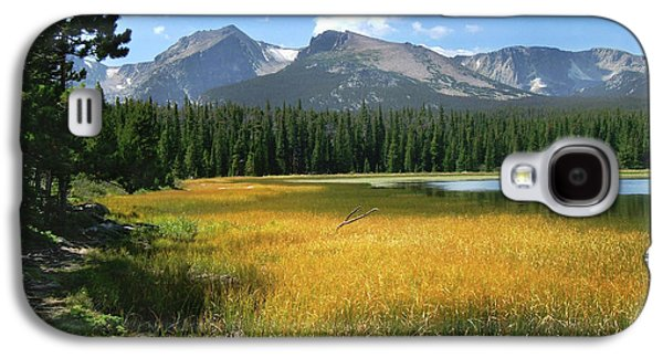 Autumn At Bierstadt Lake Galaxy S4 Case