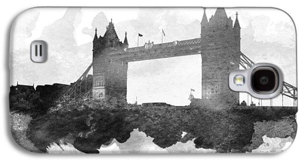 Big Ben London 11 Galaxy S4 Case by Aged Pixel