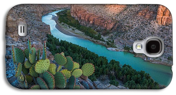 Big Bend Evening Galaxy S4 Case