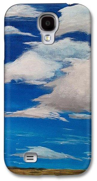 Look Up Galaxy S4 Case by Nura Abuosba