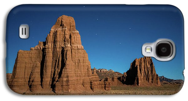 Big Dipper Over Capitol Reef National Park Galaxy S4 Case by James Udall
