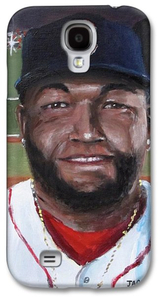 Big Papi Galaxy S4 Case by Jack Skinner