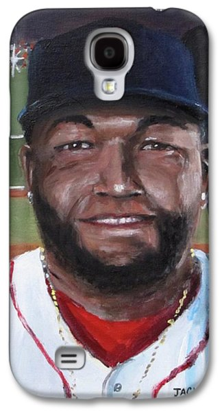 Big Papi Galaxy S4 Case