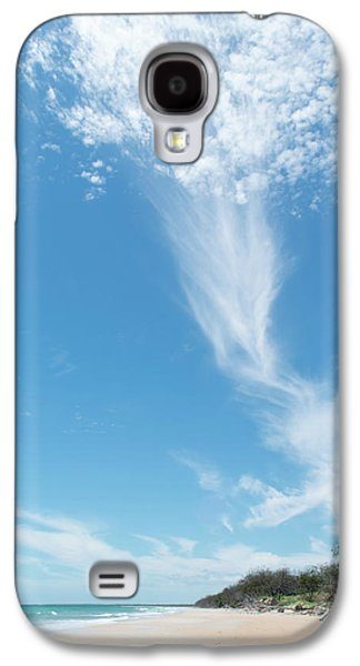 Big Sky Beach Galaxy S4 Case