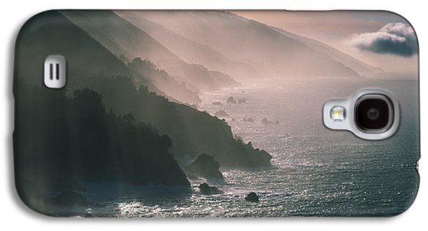 Big Sur Coastline Ca Usa Galaxy S4 Case by Panoramic Images