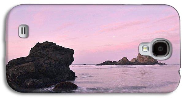 Big Sur Dawn Galaxy S4 Case by Stephen  Vecchiotti