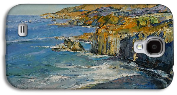 Big Sur Galaxy S4 Case by Michael Creese