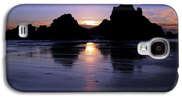 Big Sur Sunset Galaxy S4 Case by Pierre Leclerc Photography