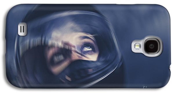 Bike Crash Galaxy S4 Case
