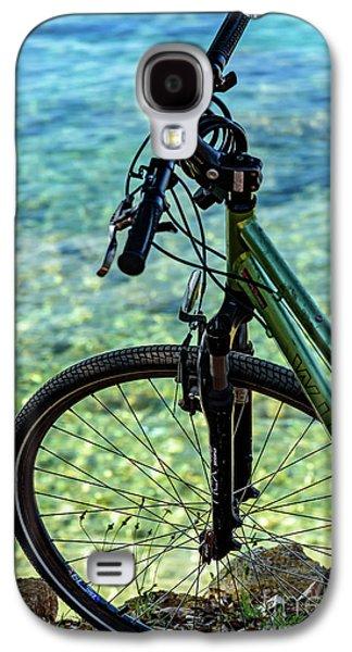 Biking The Rovinj Coastline - Rovinj, Istria, Croatia Galaxy S4 Case