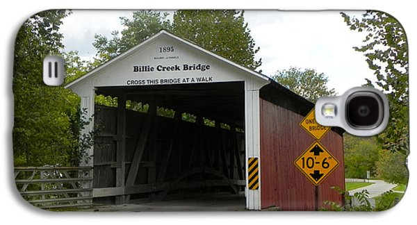 Billie Creek Bridge Galaxy S4 Case