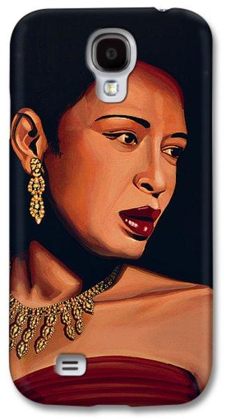 Billie Holiday Galaxy S4 Case