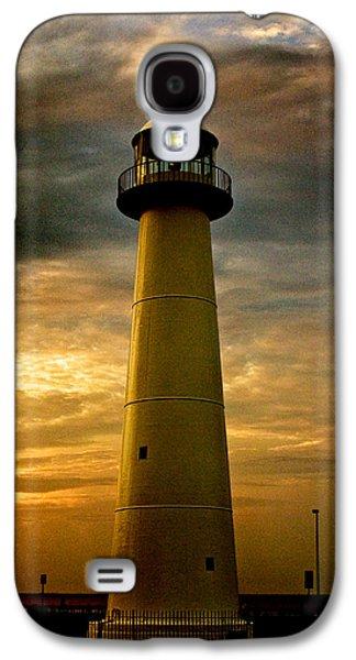 Pellegrin Photographs Galaxy S4 Cases - Biloxi Lighthouse Galaxy S4 Case by Scott Pellegrin