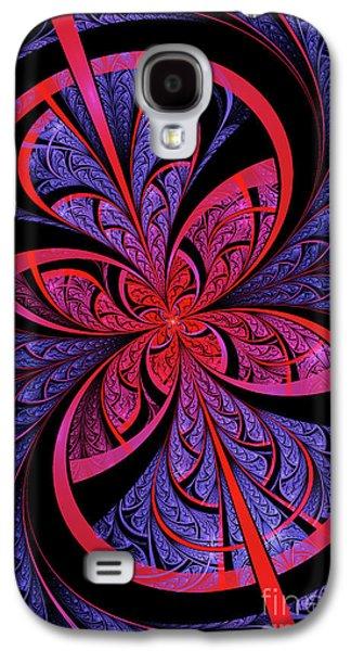Bipolar Galaxy S4 Case by John Edwards