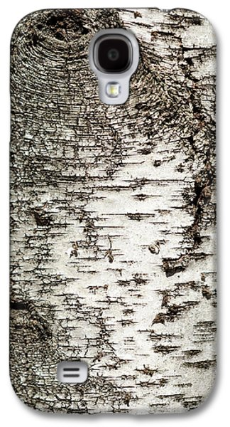 Galaxy S4 Case featuring the photograph Birch Tree Bark by Christina Rollo