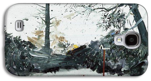 Bird Box Galaxy S4 Case by Calum McClure