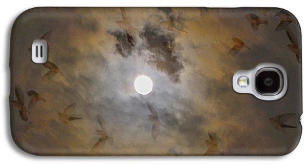 Bird Dreams Galaxy S4 Case by Sue McGlothlin