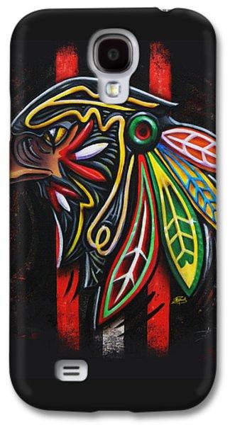 Bird Head Galaxy S4 Case by Michael Figueroa
