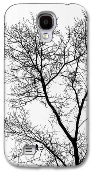 Bird In Tree Galaxy S4 Case by Wim Lanclus