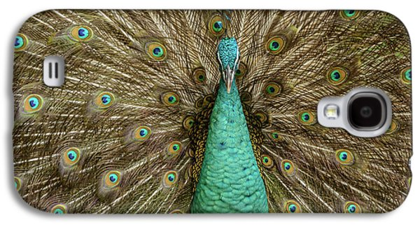 Peacock Galaxy S4 Case by Werner Padarin