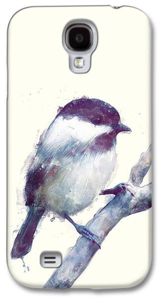 Bird // Trust Galaxy S4 Case by Amy Hamilton