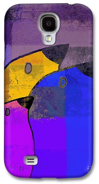 Birdies - C02tj126v5c35 Galaxy S4 Case by Variance Collections