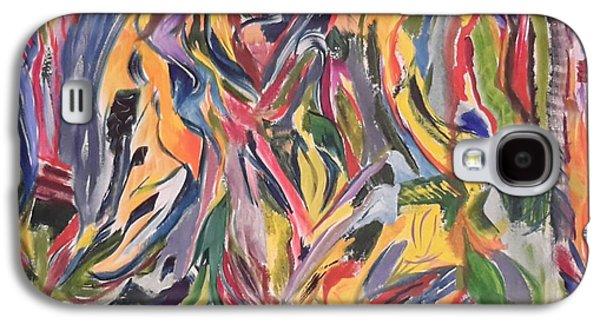 Birds Among Us Galaxy S4 Case by Bryan Fuller