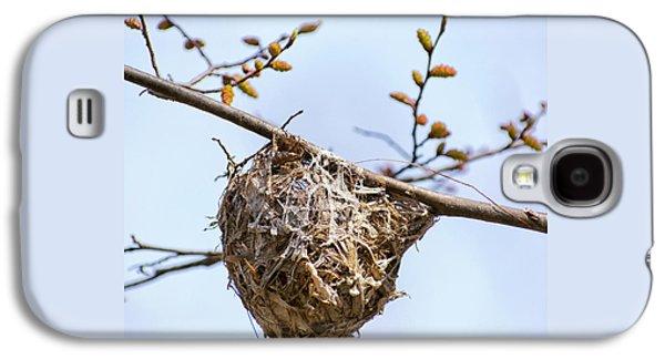 Birds Nest Galaxy S4 Case by Christina Rollo