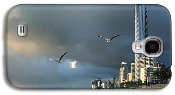 Featured Images Galaxy S4 Case - Birds Of Paradise by Az Jackson