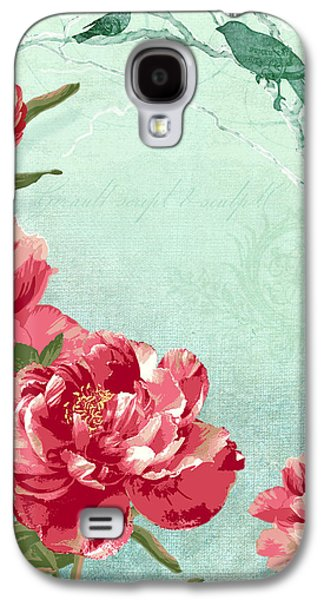Birds Of The Sky Galaxy S4 Case by Audrey Jeanne Roberts