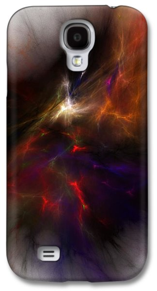 Birth Of A Thought Galaxy S4 Case