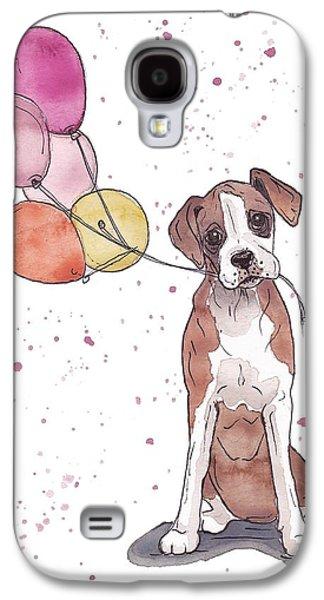 Birthday Boxer Galaxy S4 Case