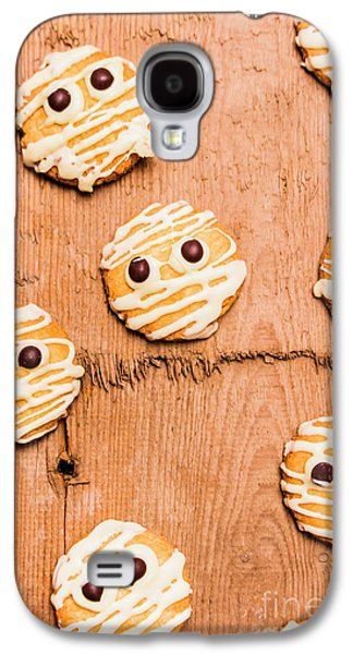 Biscuit Gathering Of Monster Mummies Galaxy S4 Case by Jorgo Photography - Wall Art Gallery