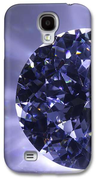 Black Diamond Shine Aura. Galaxy S4 Case