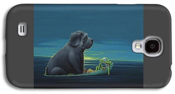 Black Dog Galaxy S4 Case