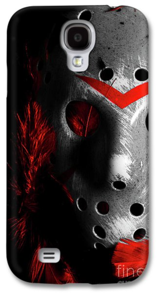 Black Friday The 13th  Galaxy S4 Case