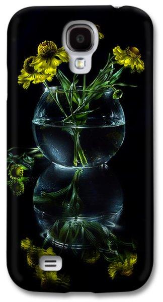 Black Mirror Galaxy S4 Case by Alexey Kljatov