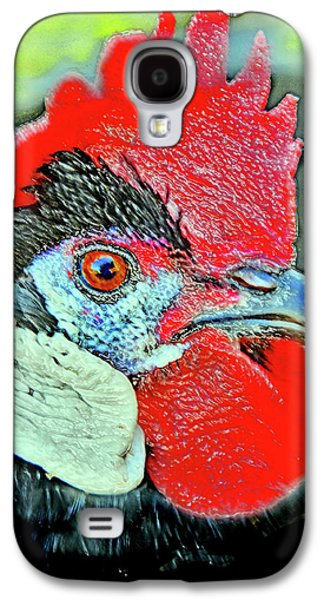 Black Rooster. Galaxy S4 Case