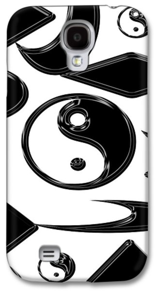 Yin Yang  Abstract Galaxy S4 Case by Aimee L Maher Photography and Art Visit ALMGallerydotcom