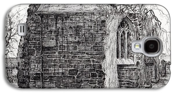Blackfriars Chapel St Andrews Galaxy S4 Case by Vincent Alexander Booth